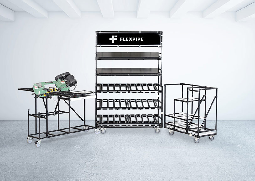 WHY YOUR WORKPLACE REQUIRES A FLEXPIPE CRIB