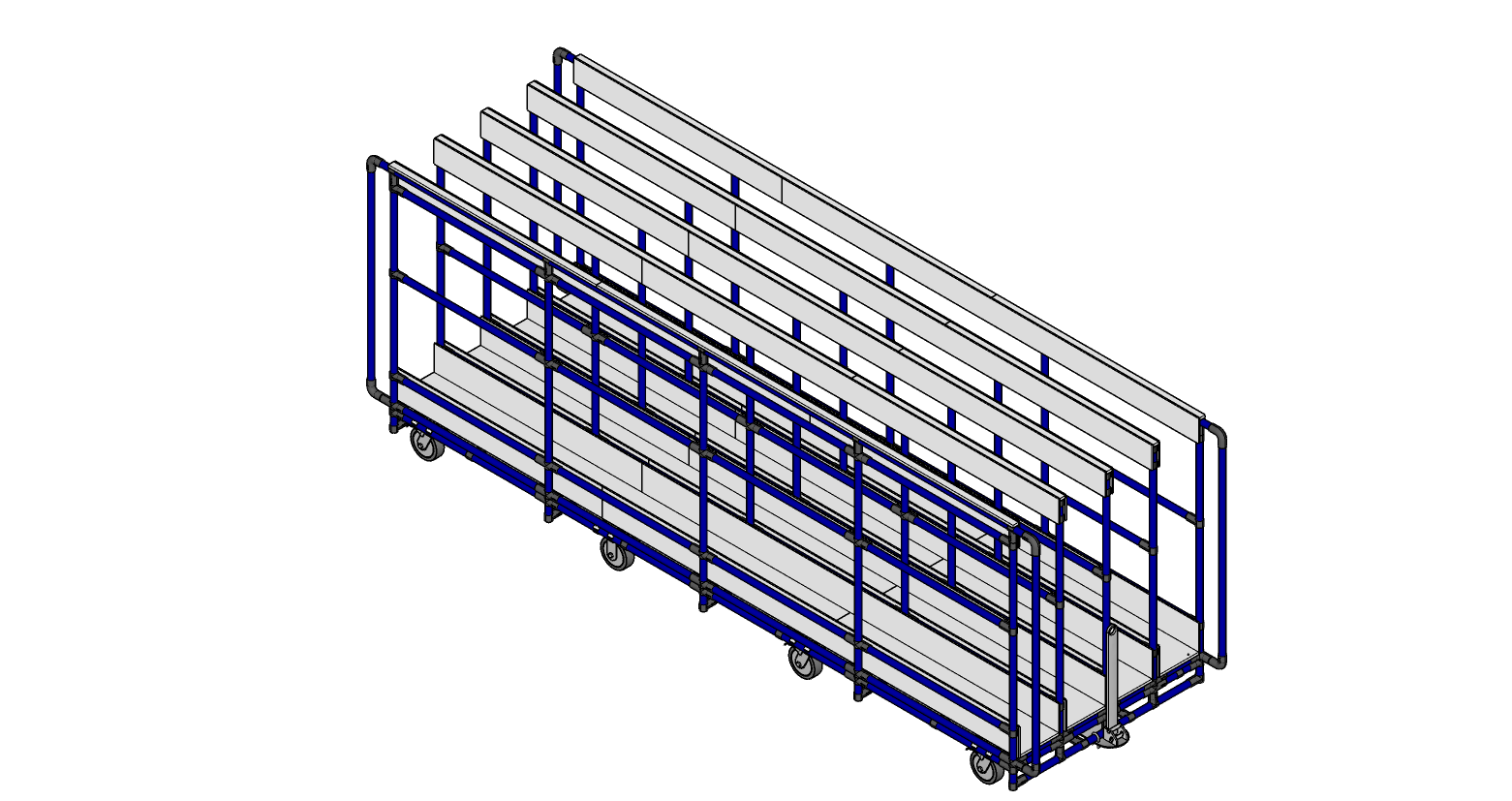 PANEL CART - CUTTING SECTOR