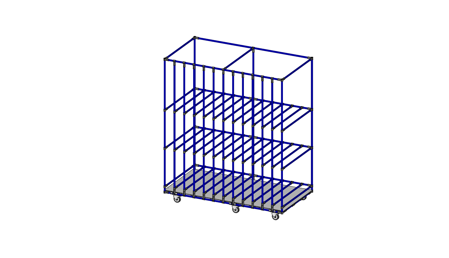 JIG STORAGE RACK