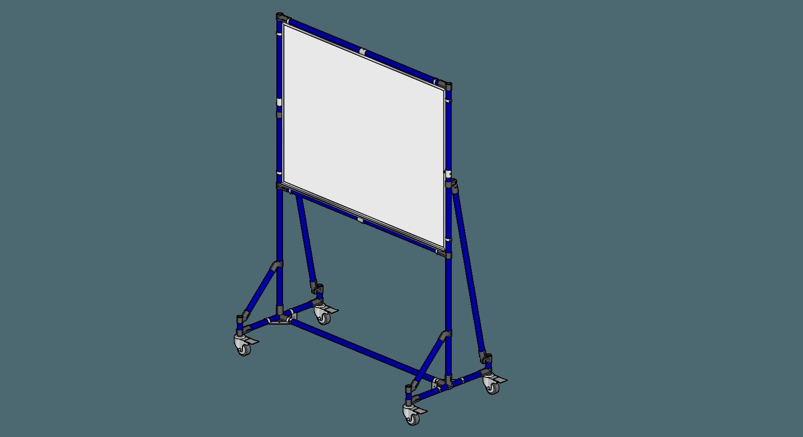4' x 3' whiteboard