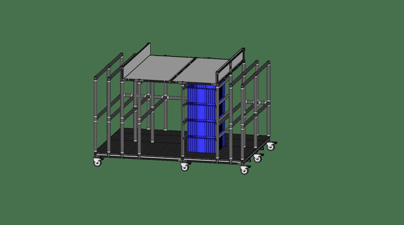 Rack de Rangement