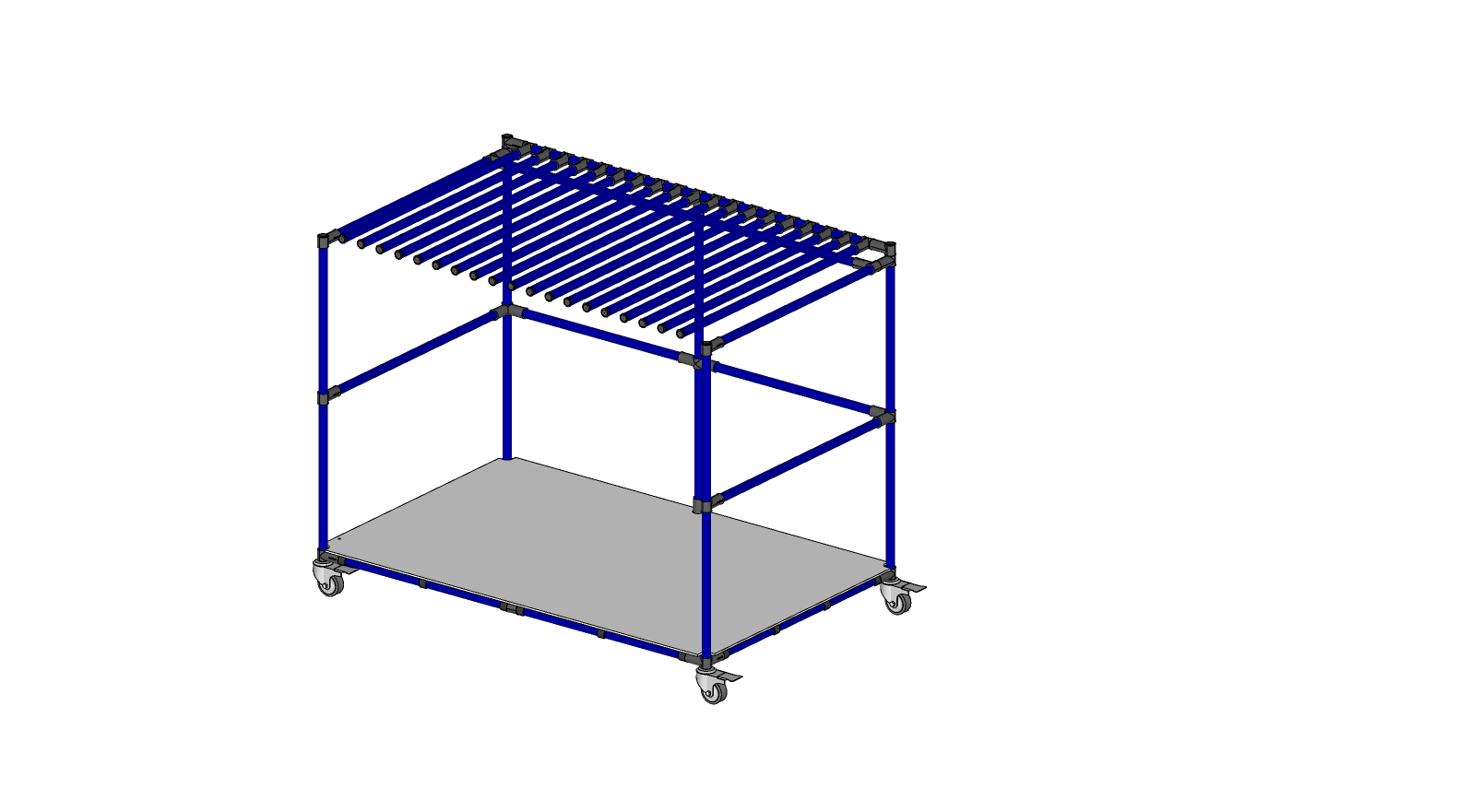 Cantilevered Rack