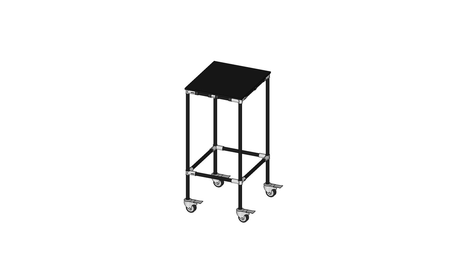 Small ESD Work Table