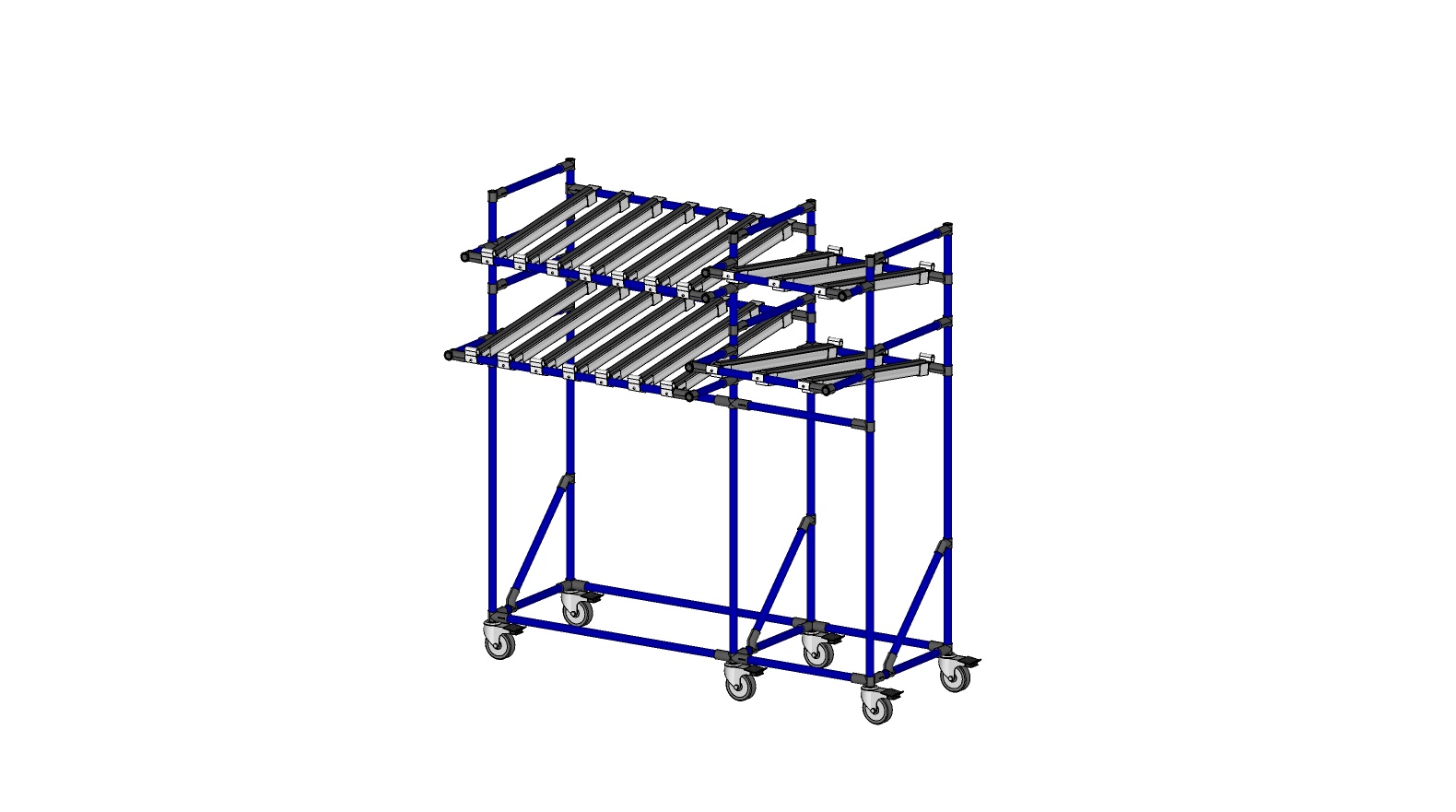 Flow Shelving
