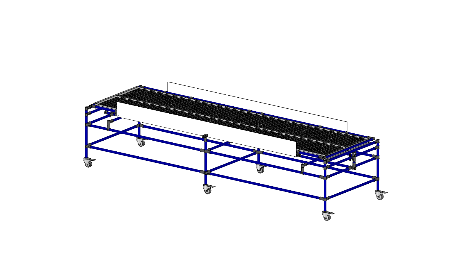 CONVEYOR - 120'' LONG