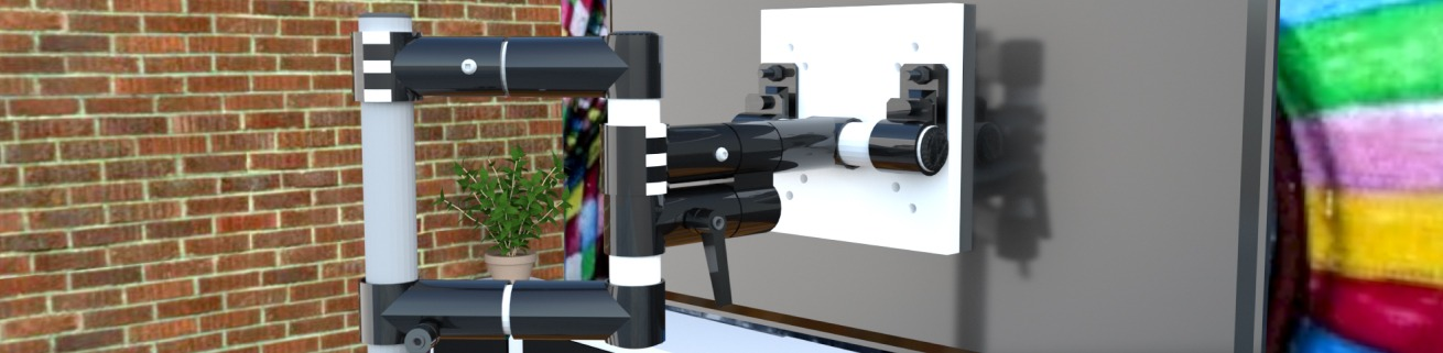 HOW TO BUILD MONITOR MOUNTS