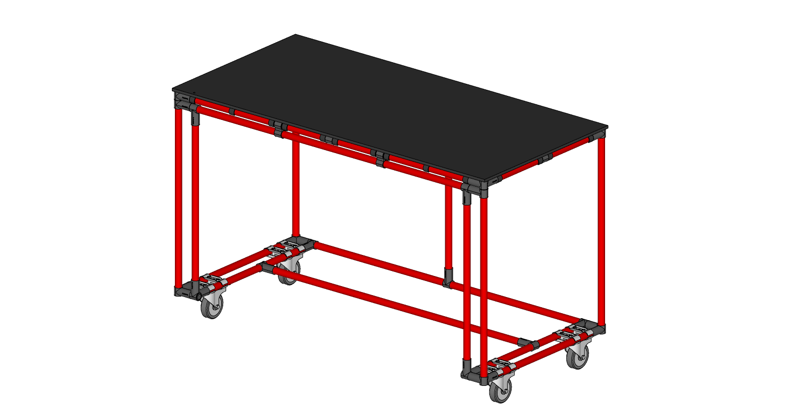 WORKBENCH 60''X29''