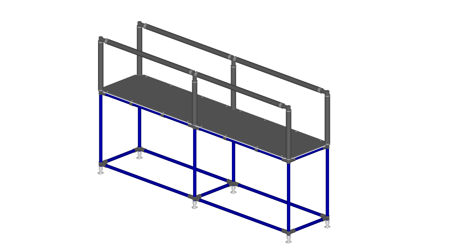 RACK FOR LONG PARTS