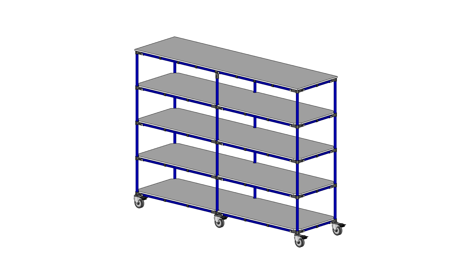 SHELVES RACK
