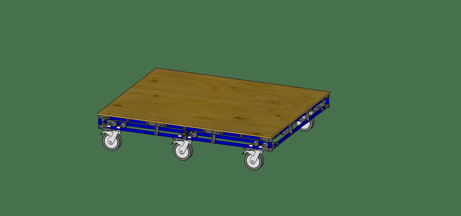 Pallet Transport Cart