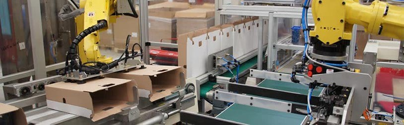DS Smith Packaging System Machinery