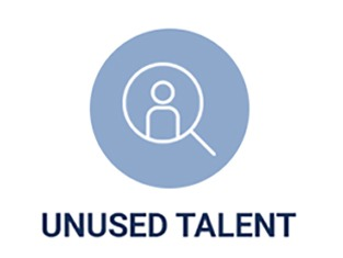 Manufacturing waste - unused talent