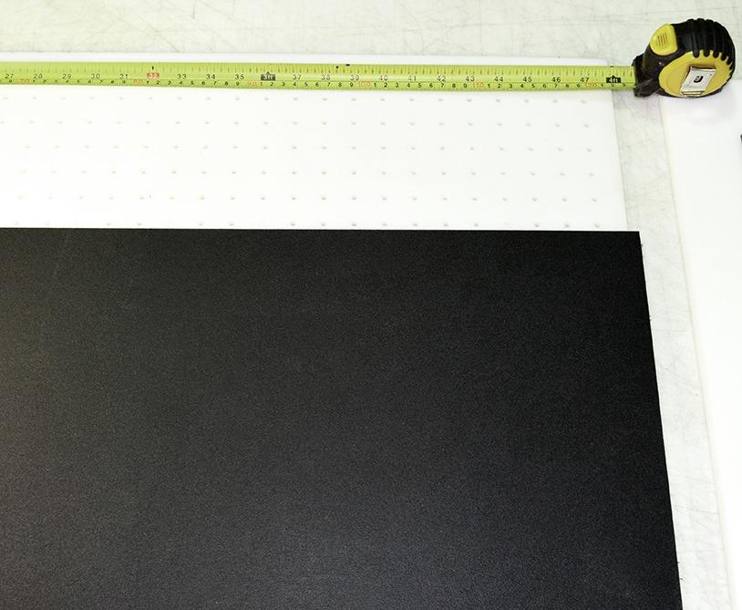 Flexpipe decking cut service
