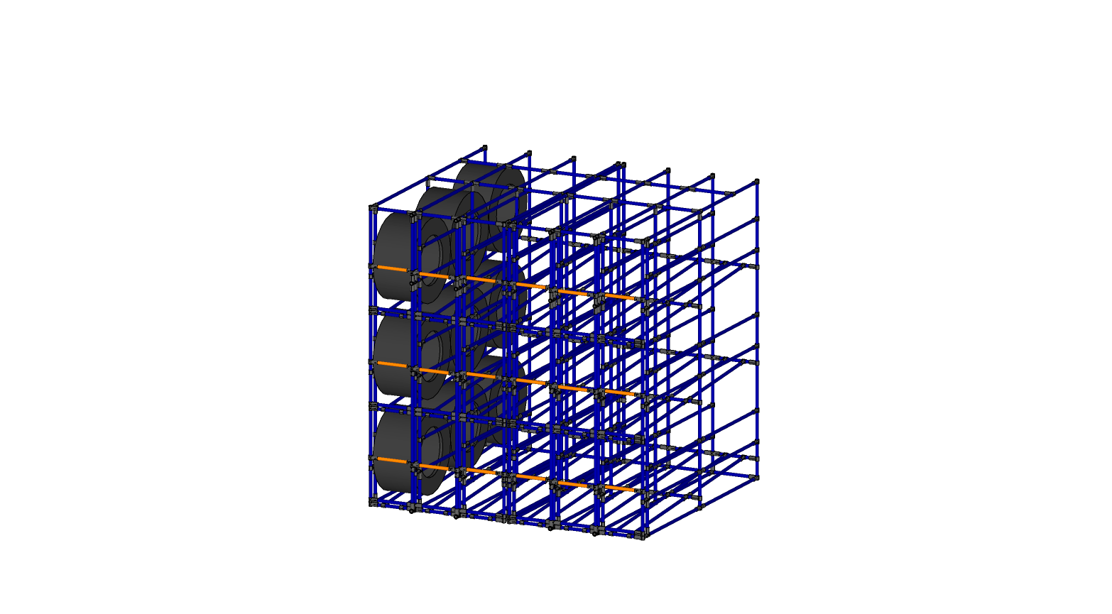 Tire Storage Rack