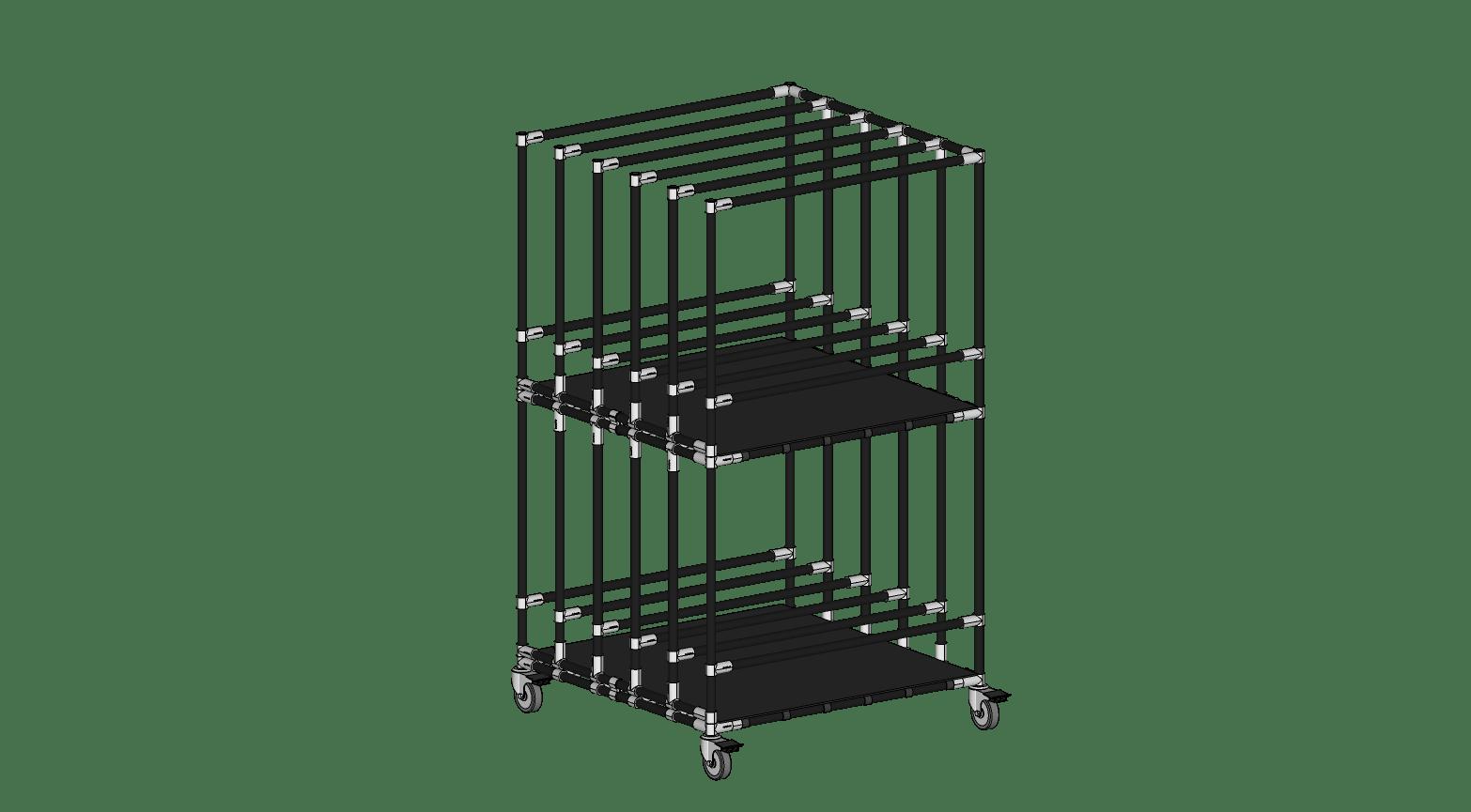 Electrical Unit Rack