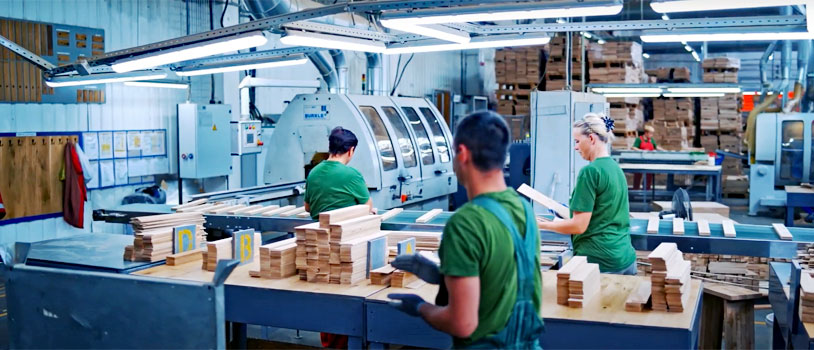 CIRCULAR MANUFACTURING: THE RULES OF THE CIRCLE