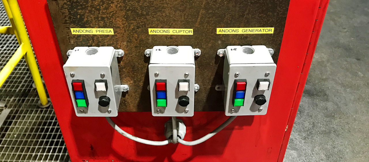 Comment le système Andon peut aider le flux de production