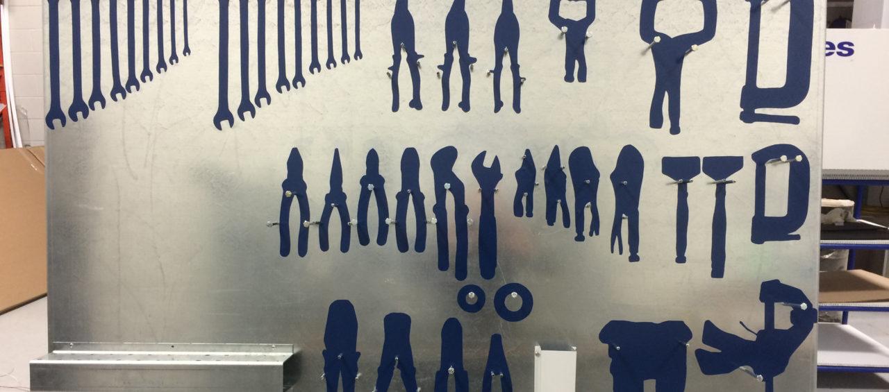 Comment les shadow boards permettent d'être plus compétitifs