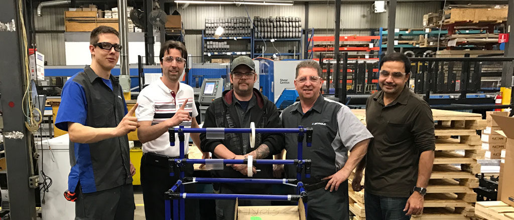 The 8 Most Likely People to Build Material Handling Systems