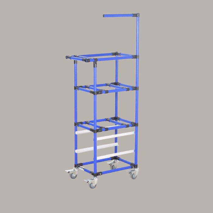 za-jn1617-kitting-cart-for-airplane-furniture