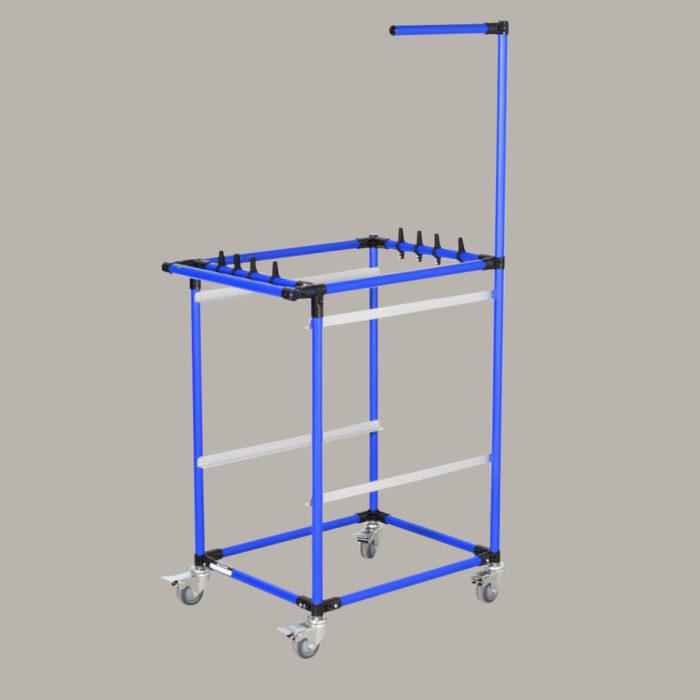 za-jn1618-kitting-cart-for-airplane-furniture