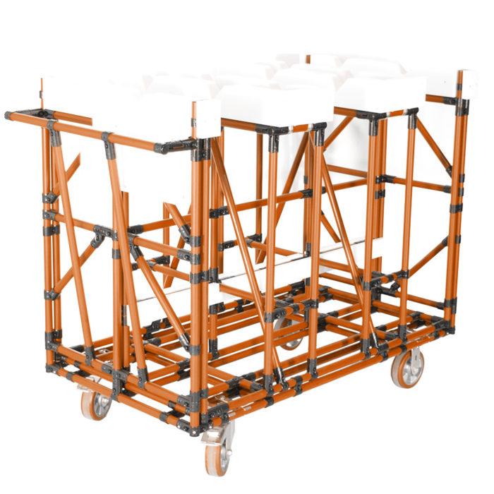 WIP carts