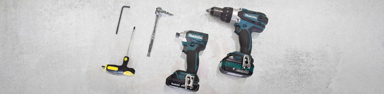 Top 5 tools for assembling